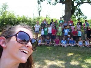 Jr. Camp 2012