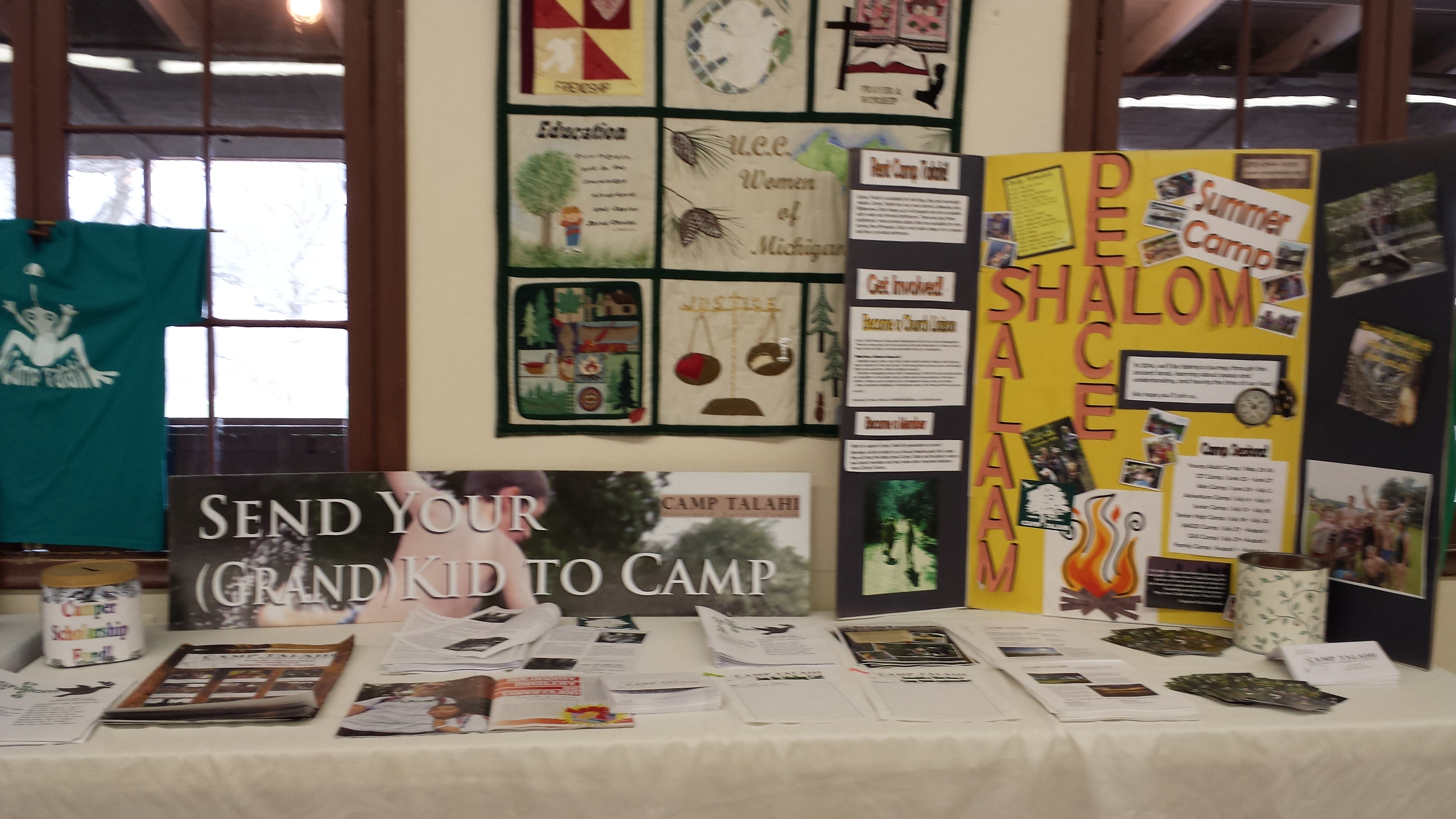 Camp information!
