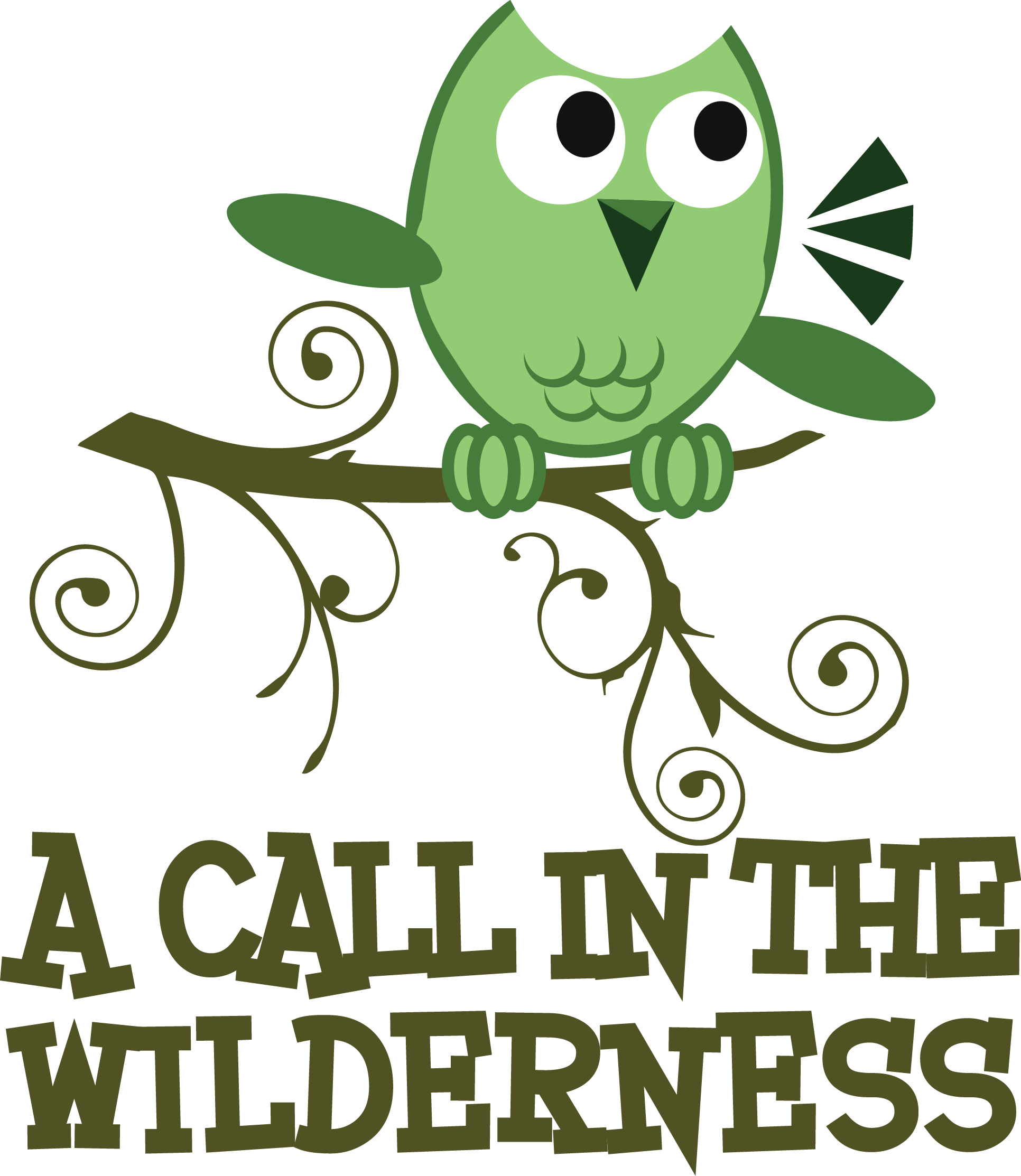 A Call in the Wilderness Logo