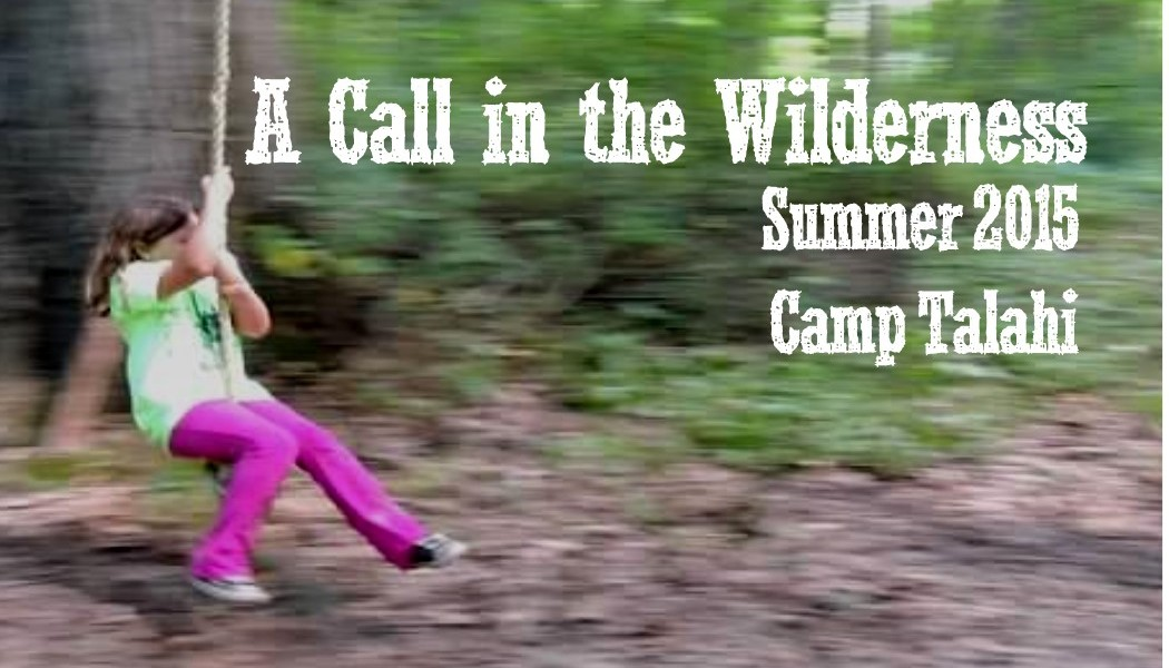 Summer 2015: A Call in the Wilderness