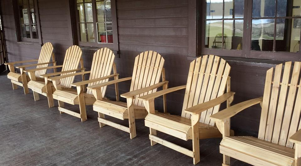 A special thank you the First Congregational Church in Rochester for donating the funds for these beautiful chairs!